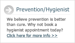 Prevention & Hygienist treatments in Mere
